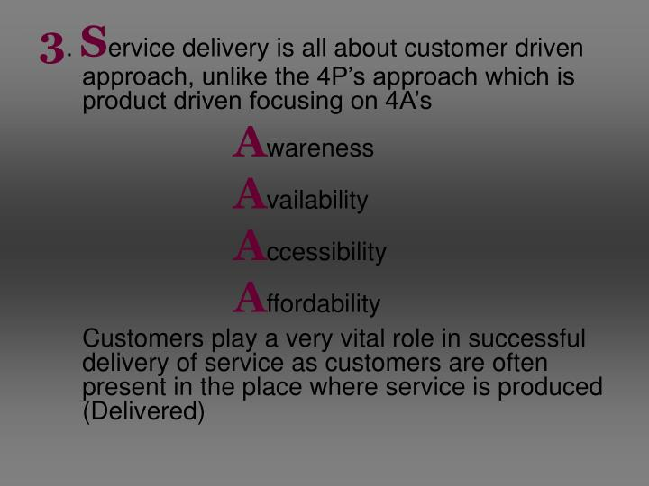 three roles of a customer user buyer and payer Chapter 12 customers' roles in service delivery the importance of customers in service delivery customers' roles self-service technologies—the ultimate in cust slideshare uses cookies to improve functionality and performance, and to provide you with relevant advertising.