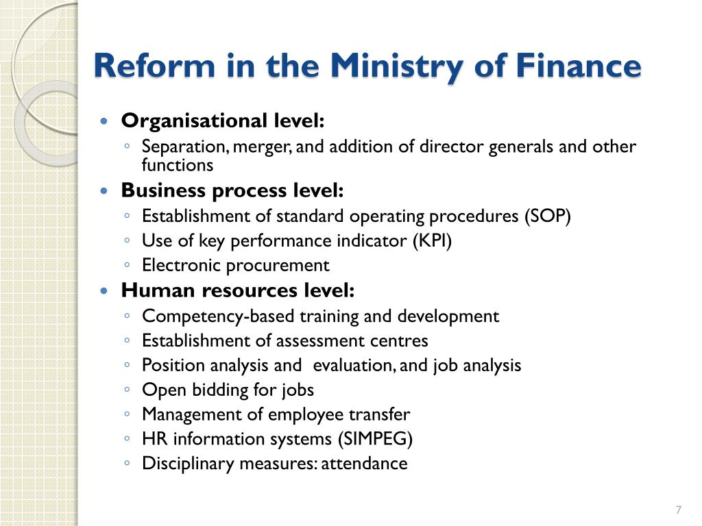 PPT - Reforming the Bureaucracy in Indonesia: the Quest for Good