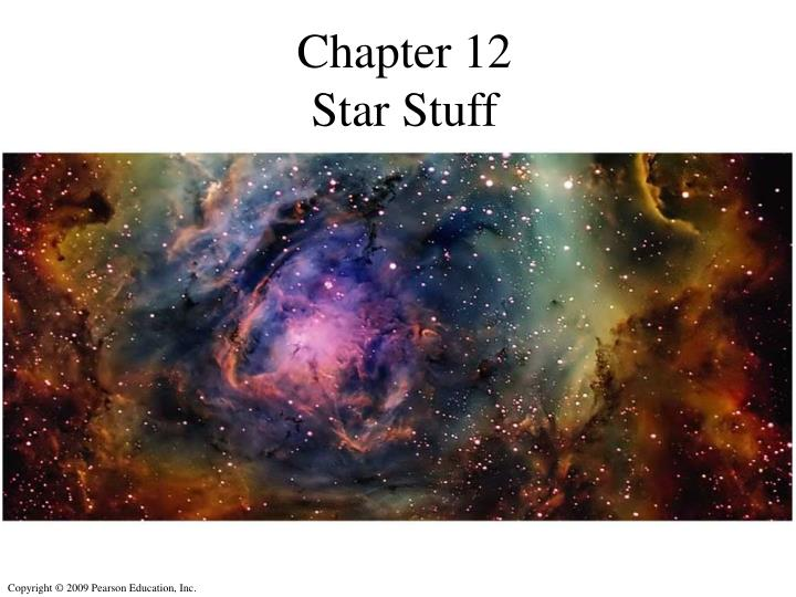 chapter 12 star stuff n.
