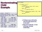 nonterminating child example