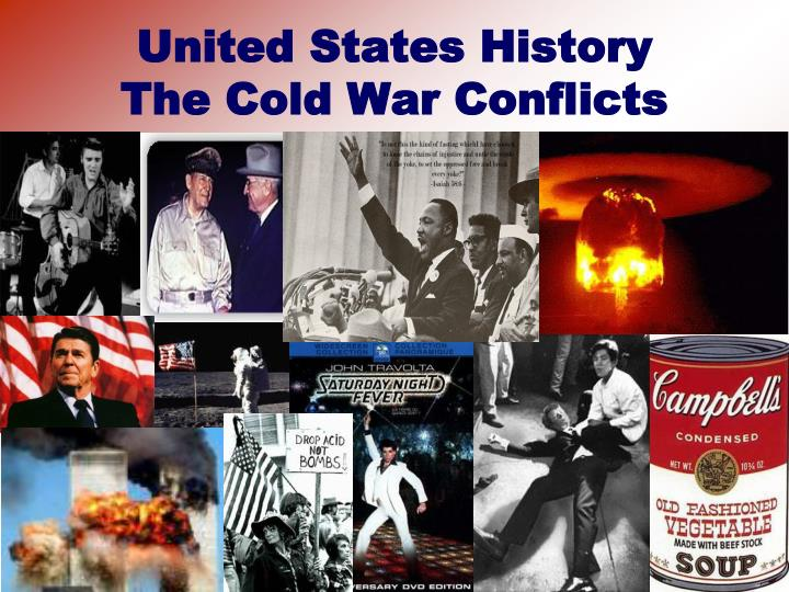 united states history the cold war conflicts n.