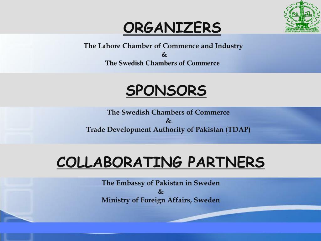 Embassy Of Pakistan Sweden