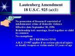 lautenberg amendment 18 u s c 925 a 1