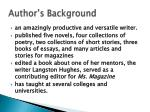 author s background1
