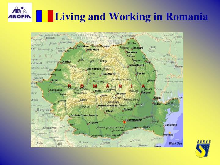 Ppt living and working in romania powerpoint presentation id1719639 living and working in romania publicscrutiny Choice Image