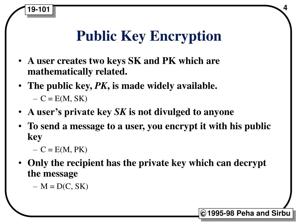 PPT - Cryptography: Basic Concepts PowerPoint Presentation