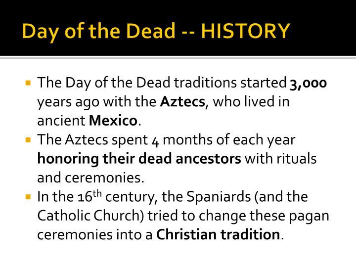 dia de los muertos presentation Celebrate el día de los muertos (day of the dead) at this festive family event with  live performances, cultural demonstrations, and artmaking.