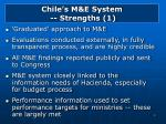 chile s m e system strengths 1