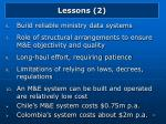 lessons 2