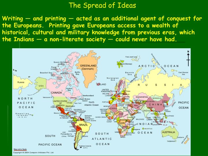 The Spread of Ideas