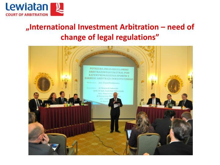 """International Investment"