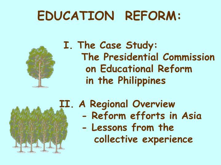 I. The Case Study: