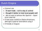 dutch empire2