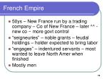 french empire1
