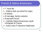 french native americans2