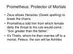 prometheus protector of mortals5