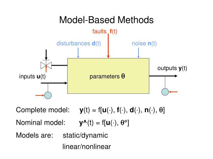 Model-Based Methods
