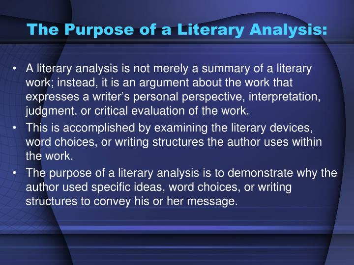 a literary analysis of the literature by laura esquivel Literary analysis: perspective and narration skills lesson: perspective and narration explain how voice and the choice of a narrator, persona, or speaker affect characterization and the tone, plot.