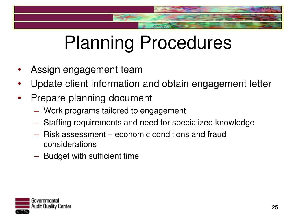 PPT - AICPA Governmental Audit Quality Center Member Conference Call
