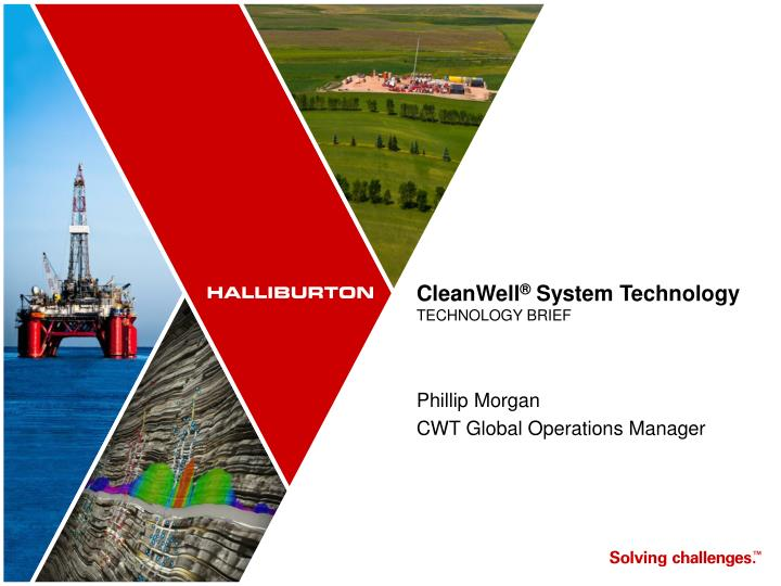 Cleanwell system technology technology brief