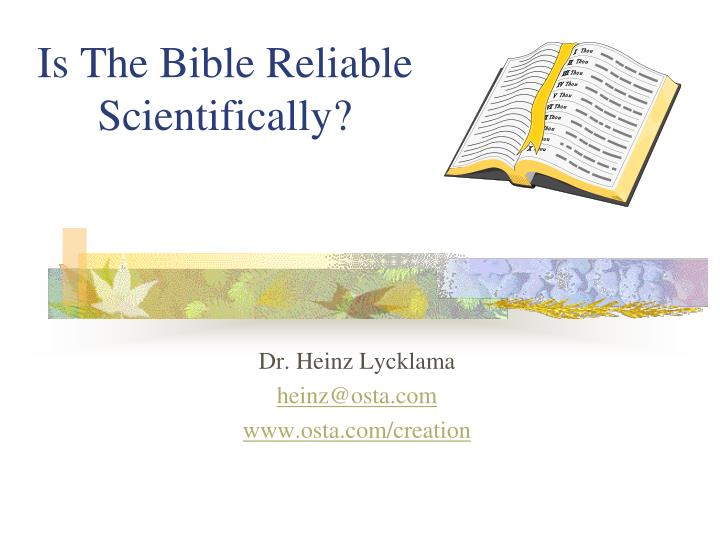 how the bible shows god as creator essay