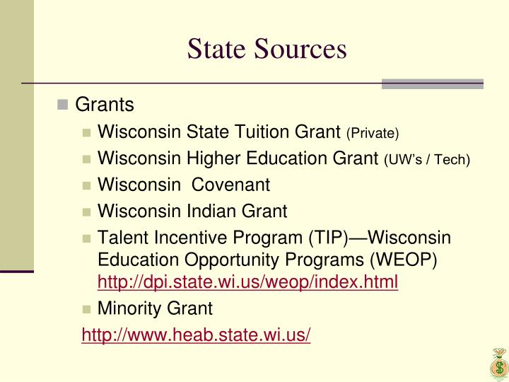 State Sources