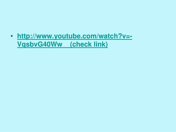 http://www.youtube.com/watch?v=-VqsbvG40Ww    (check link)