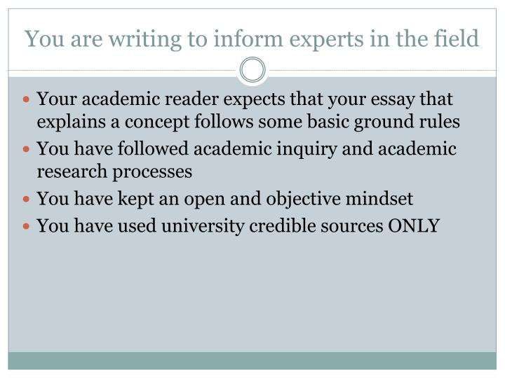 concept paper for academic research Proposers wishing to resubmit a concept paper not previously approved to move to a full program proposal, should prepare a new concept paper submission and submit it for posting according to the vetting process outlined on the getting started: concept paper section of the academic program and curriculum management website.
