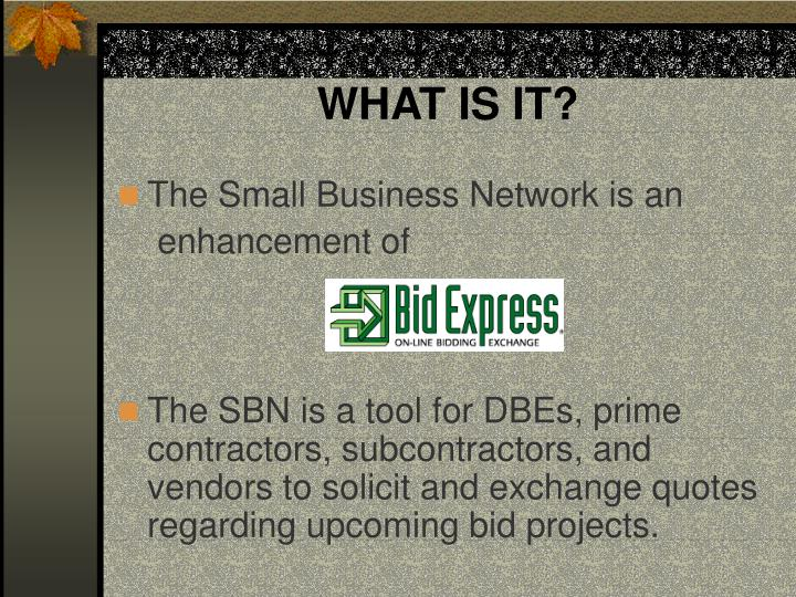 small business network Introducing the small business network online courses that educate small business and a collaborative program that provides additional revenue streams and the ability to track economic.