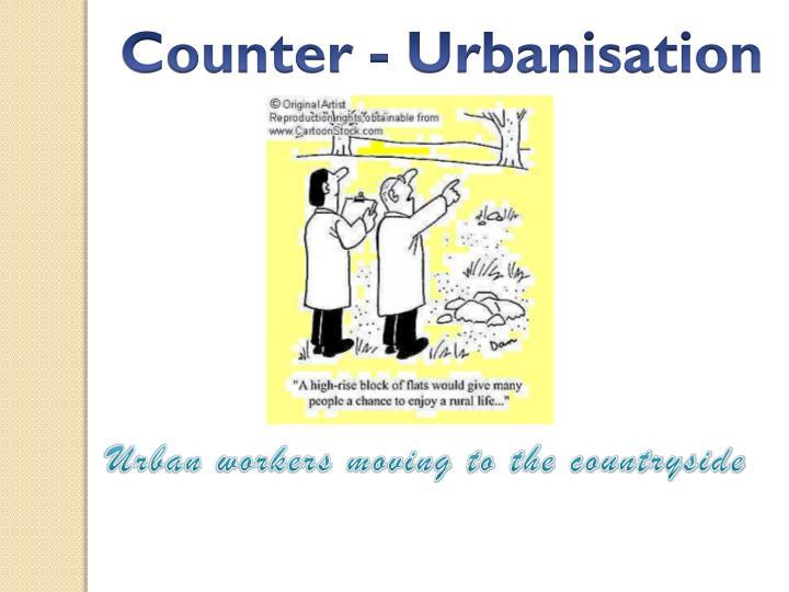 Counter -