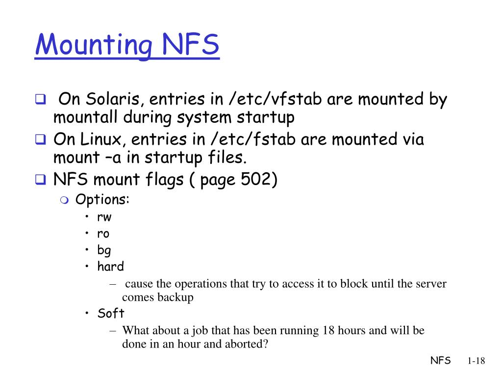 PPT - Sharing Unix File Systems PowerPoint Presentation - ID