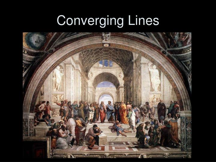 Converging Lines