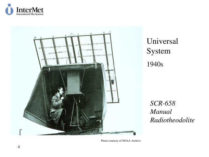Universal System
