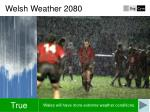 welsh weather 20807