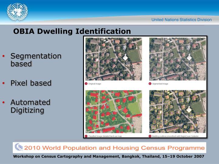 OBIA Dwelling Identification