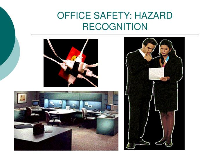 Office safety hazard recognition