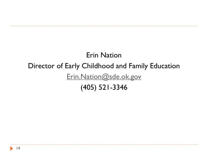 Erin Nation