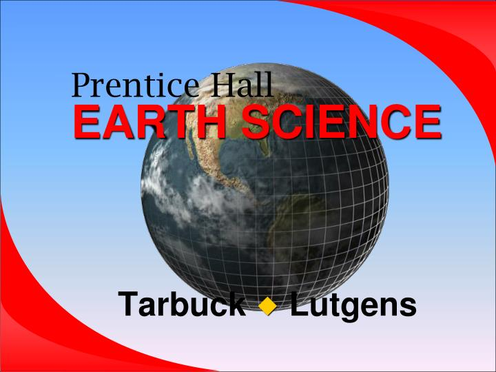 prentice hall earth science n.