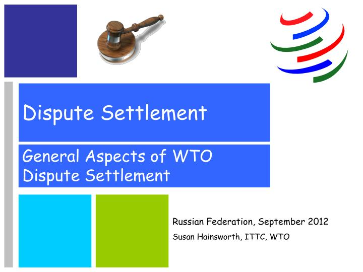 a study on wto Domestic support and wto domestic support and wto obligations in key developing countries the purpose of this study is to identify the principal.