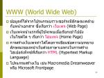 www world wide web2