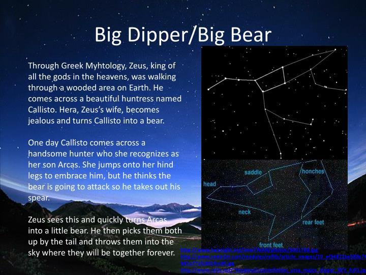 Big Dipper/Big Bear
