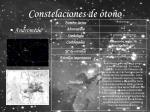 constelaciones de oto o