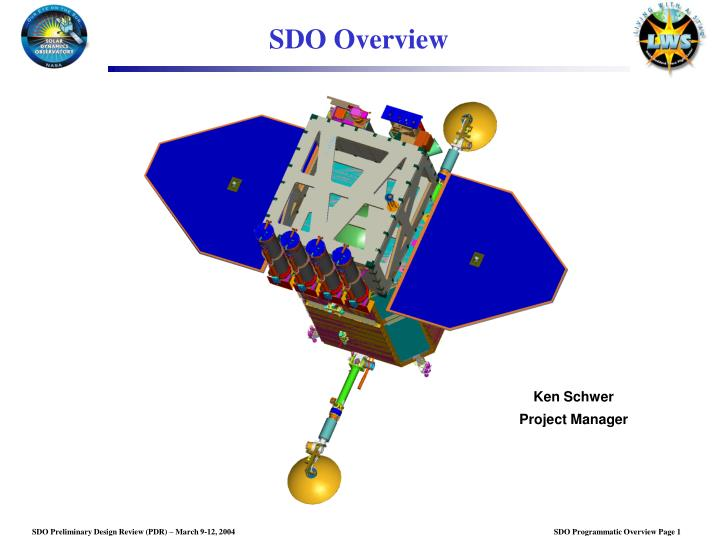 sdo overview n.