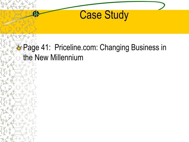 Case Study