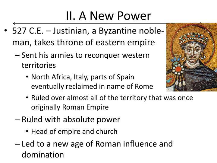Ii a new power
