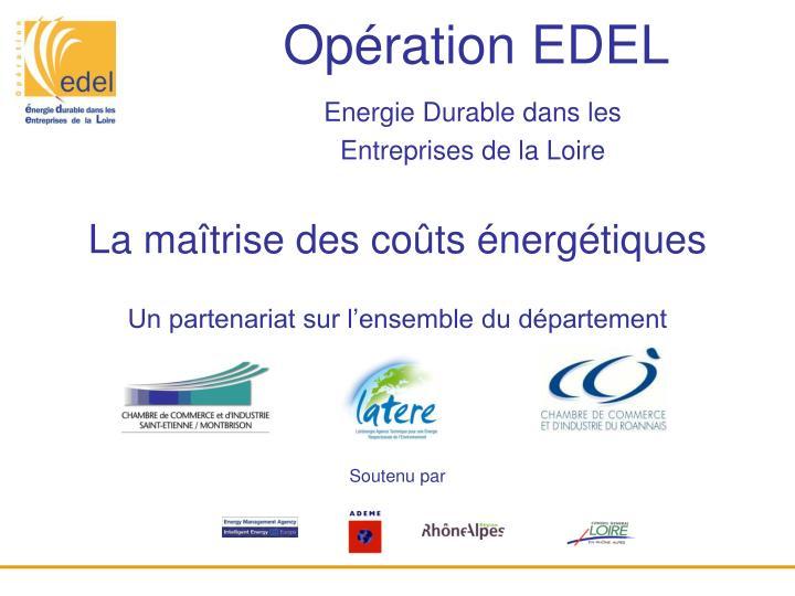 Opération EDEL