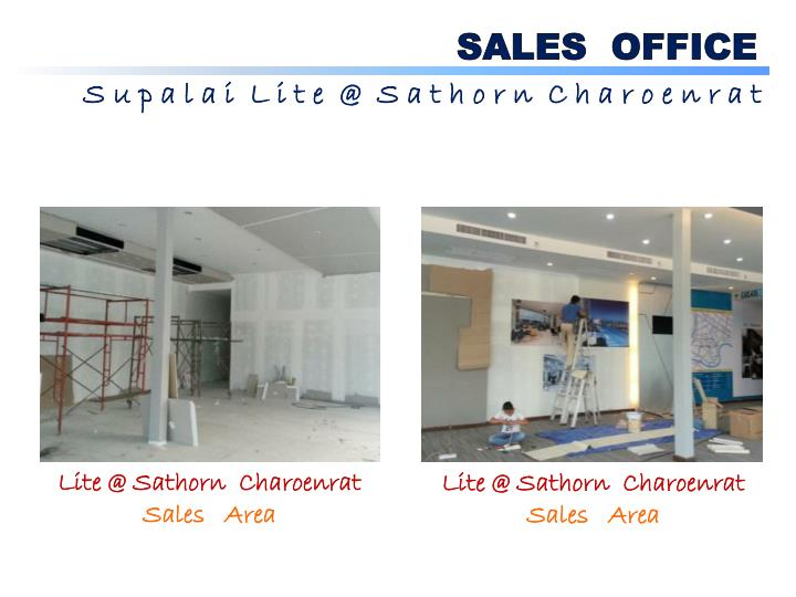 SALES  OFFICE