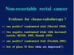 non resectable rectal cancer2