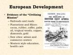 european development