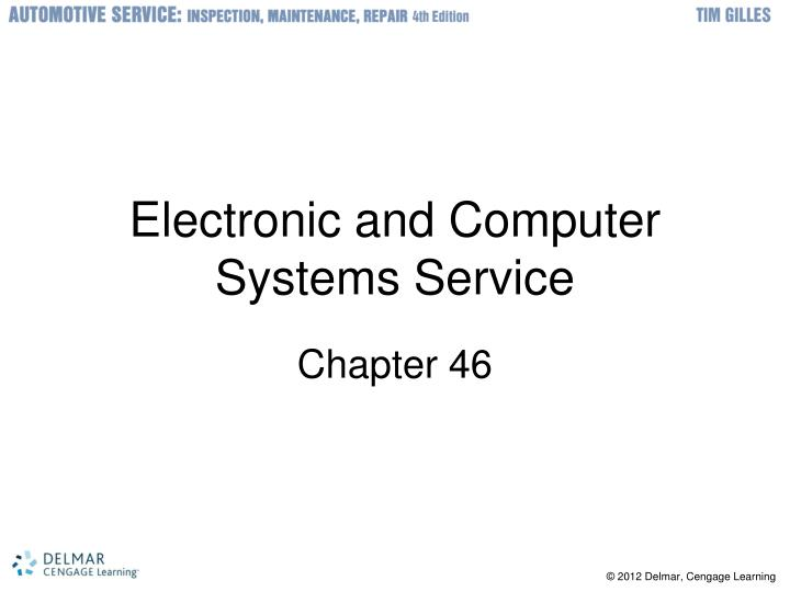 electronic and computer systems service n.